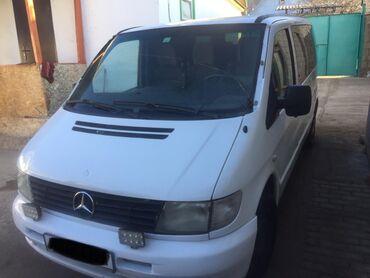 Mercedes-Benz Vito 2.2 л. 2002