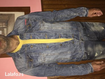 Perfektna tokyo laundry jakna, modernog dizajna vrhunski texas. - Zrenjanin