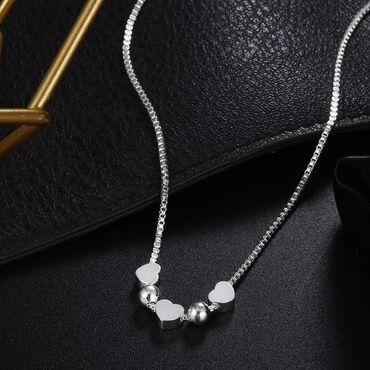 Silver sterling 925, ogrlica
