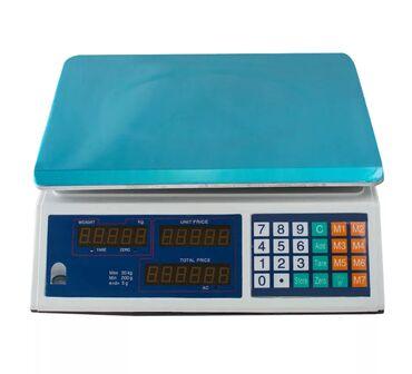 Электронные продуктовые весы до 30 кг