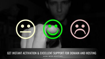 Get Instant Activation & Excellent Support for Domain and