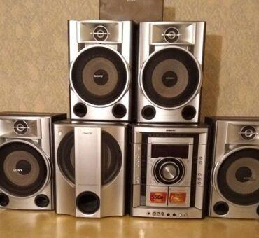 g динамики в Кыргызстан: Продаю Sony MHC-GNZ9D