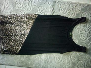 ΣΕΒΗ Μινι μαύρο φόρεμα με πατέρες κ  με έξτρα μουσελίνα από πάνω! σε Γαλατάς - εικόνες 2
