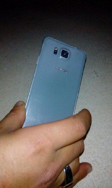 Samsung в Нардаран: Б/у Samsung Galaxy Alpha 32 ГБ Серый