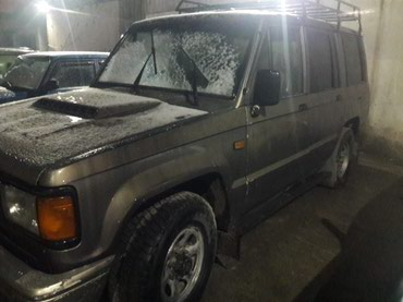 Isuzu Trooper 1990 в Бишкек