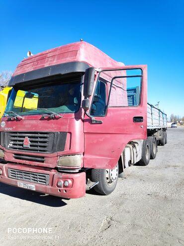 шины для грузовиков в Кыргызстан: Продаю хово 371, в хорошем состоянии. Коробка 12 флажок (коробка мост