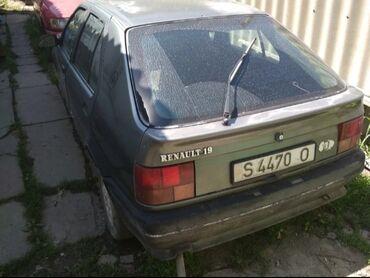 Renault - Кыргызстан: Renault 19 1.7 л. 1990 | 333333333 км