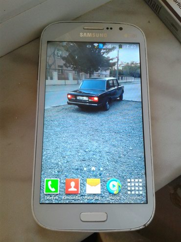 Sumqayıt şəhərində Samsung Grand 2 ysxwi vezietdedir problemi yoxdur butun proqramlari