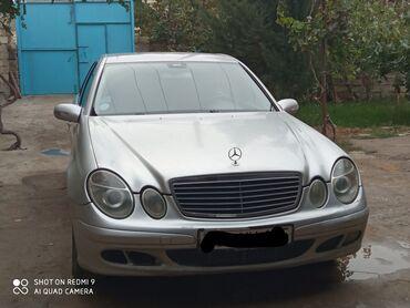 Masin ucun monitor - Azərbaycan: Mercedes-Benz E-Class 2.2 l. 2003 | 396000 km