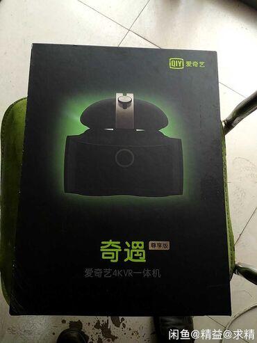 Очки IQiyi Qiyu 4K VR Тип продукта: МФУ VR; разрешение: 4K 806PPI;