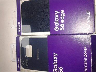 Samsung s6 ve s6 edge kaburalari - Bakı
