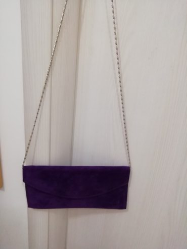 Nova ljubičasta torbica je 1000din, sandale su kao nove 2000din, samo - Kragujevac