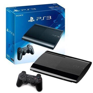 Playstation 3 Super Slim 500gb prowivka olunub plombu ustundedi acilma