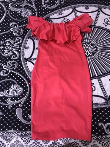 Платья в Чаек: Продаю очень красивое платье размер xs, одевалось один раз, ярко