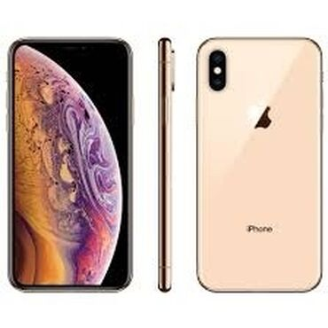 женские розовые пуловеры в Азербайджан: Б/У iPhone Xs 64 ГБ Розовое золото (Rose Gold)