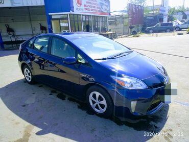 Toyota Prius 1.8 л. 2014 | 117000 км