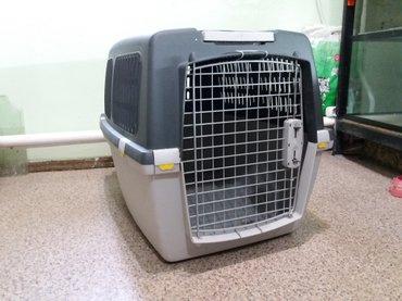 Контейнер для перевозки домашних животных евростандарт.  новый в Бишкек