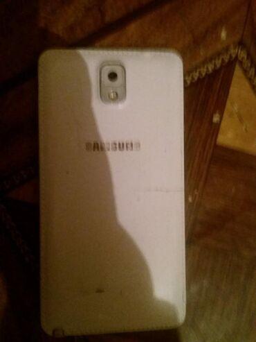 Samsung Ağstafada: İşlənmiş Samsung Galaxy Note 3 32 GB ağ