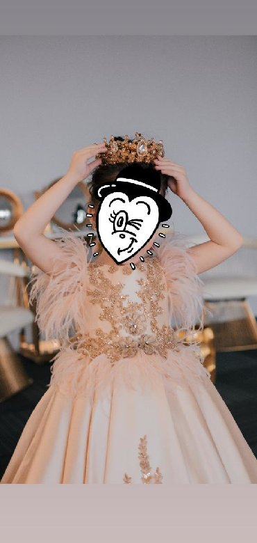 Детский мир - Ала-Тоо: Сдается платье от Cosmobella или продается на 5-6-7 лет в отличном