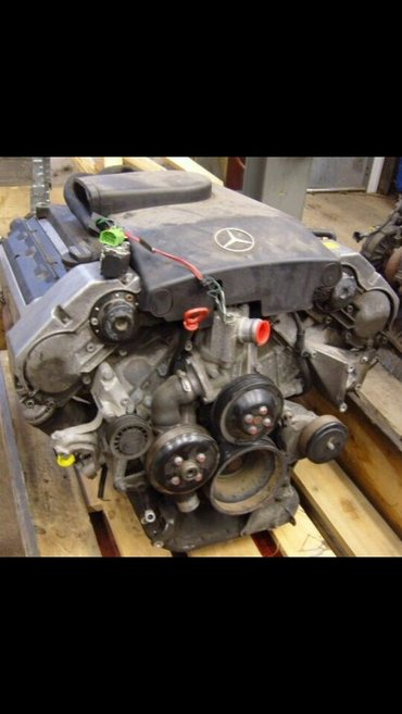продаю двигатель  м119 4.2  210 140 m119  с Японии  в сборе можно и с  в Бишкек