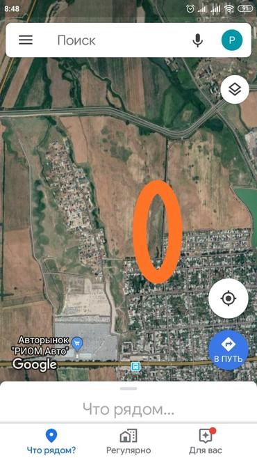 Участки по 5 соток, с. Военно-Антоновка, в Кок-Ой