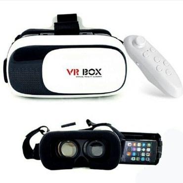 Bakı şəhərində Vr box virtual realliq eyneyi pultu ayri satilir 5 manatdi