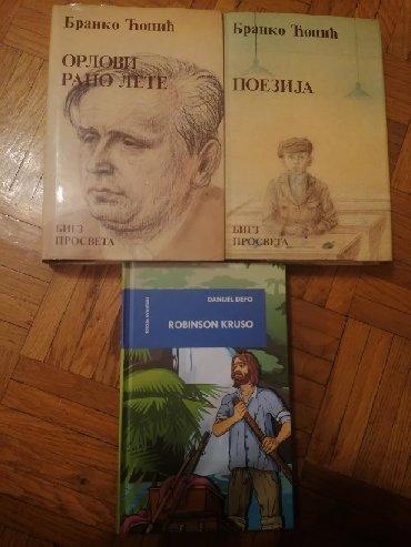 Podmetaci zacase kom - Srbija: Knjige 3 kom