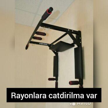 Turnik - Azərbaycan: Turnik bruss press 3v1Catdifilma pulsuz (seher daxili)200 kq ceki