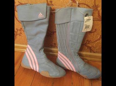 adidas-clima в Кыргызстан: Абсолютно новые деми сапоги фирмы adidas,с биркой,заказывали,по