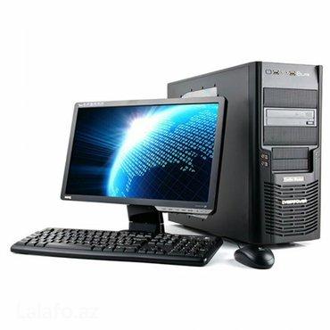 Bakı şəhərində Komputerlerin evinizde ve ofislerinizde yuksek seviyyede format