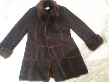 Новая верхняя одежда дубленочка мех в Бишкек