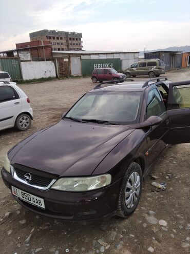 Opel Vectra 1.6 л. 2001 | 190000 км