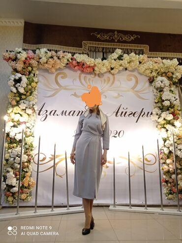 вечерние платья для полных в Кыргызстан: Продаю турецкое, нежное платье. Покупала за 4тысячи.Одевала 1 раз
