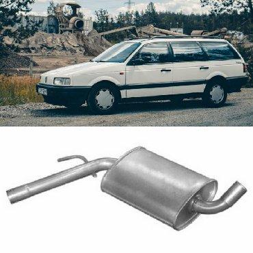 Глушитель средняя часть! VW Passat . объем 1. 6-1. 9D 88-96 3017AL