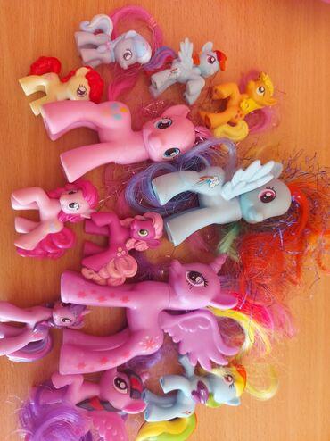 Sport i hobi - Sabac: Moj mali poni igračke (sve komplet)