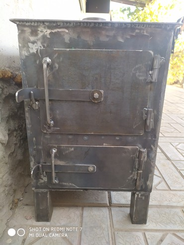 промышленный печь в Кыргызстан: Печка печ буржуйка толстый метал меш Темир калын жакшы жасалган