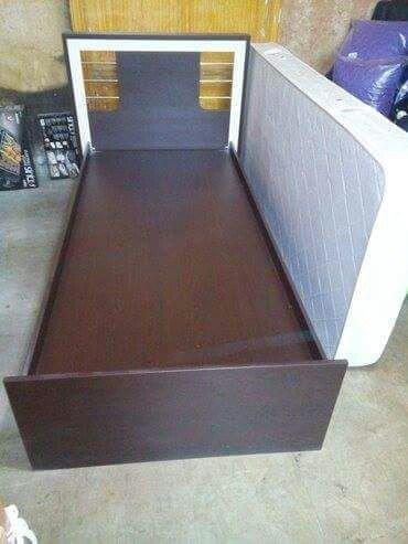 Bakı şəhərində 2 кровати новые  majestik по 250 манат каждая +матрасы. в магазине сто
