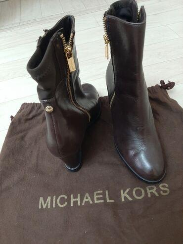 36 размер в Кыргызстан: Michael Kors оригинал покупала за границей, натуральная кожа, размер 3