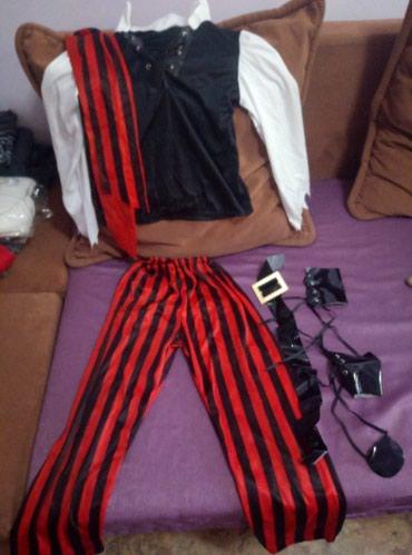 Продаю костюс пирата на мальчика 5-7 в Бишкек