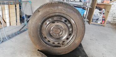 шины для грузовых автомобилей в Кыргызстан: Продаю запасное колесо в очень хорошем состоянии, четыре дырки