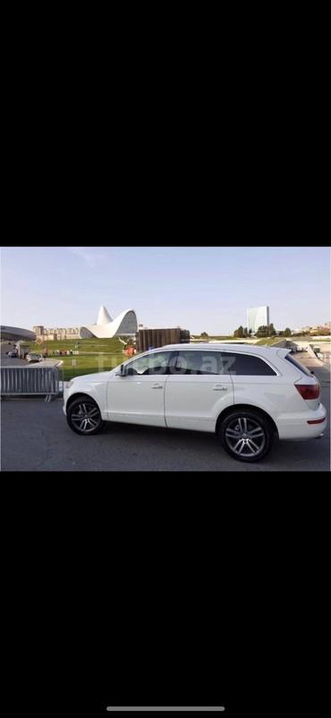 audi 100 qapıya - Azərbaycan: Audi Q7 2007