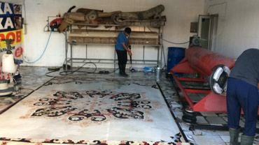 Чистка ковров на Турецком обородвани в Бишкек