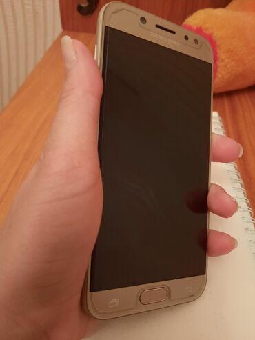 J5 2017 ekranin qiymeti - Azərbaycan: İşlənmiş Samsung Galaxy J5 16 GB qızılı