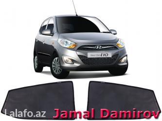 Bakı şəhərində Hyundai İ10 və hər növ avtomobil üçün pərdələr. 25-30 azn