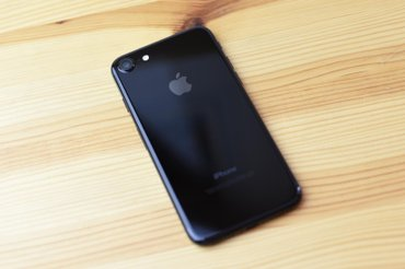 Iphone 7 jet black 128 в Бишкек