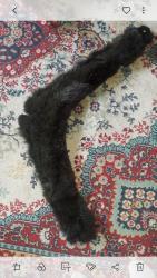 Другое в Сокулук: Продаю или меняю воротник бу натуральный мех всего скорее кролик