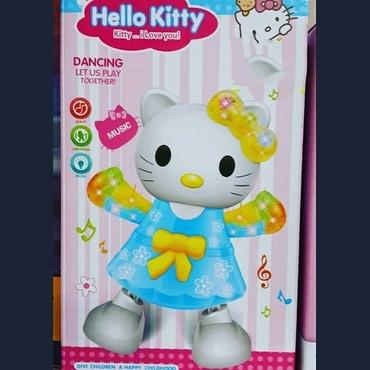 Bakı şəhərində Endirim yoxdu >hello kitty rəqs eliyir.. musiqisi var elleriyle