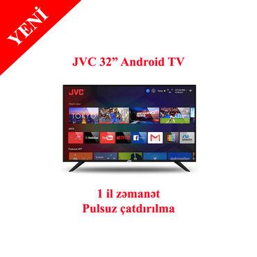 "alfa romeo spider 32 mt - Azərbaycan: Televizor JVC HD Ready Android LED TV, 32"" -"