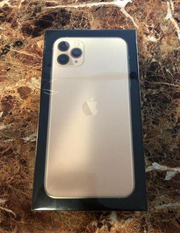 продам iphone 11 pro в Кыргызстан: Новый IPhone 11 Pro 512 ГБ Золотой