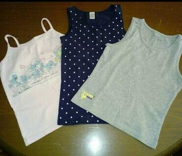 Paket odeće - Indija: Paket majica br.110 ili za 4/5 god